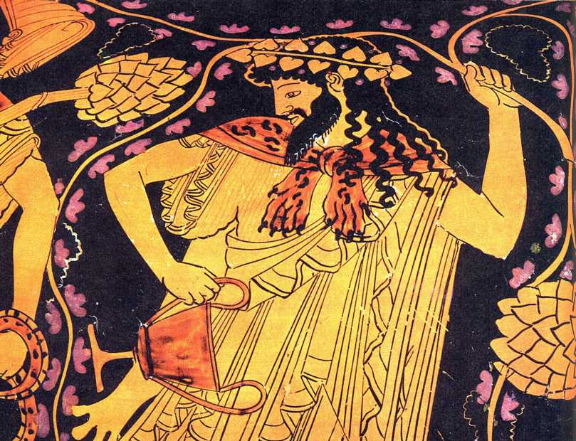 Dionysus | Forster English